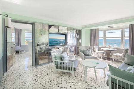 ocean view suite at metropolitan by como usa