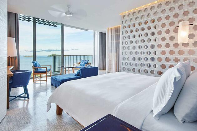 veranda room at point yamu by como hotel thailand