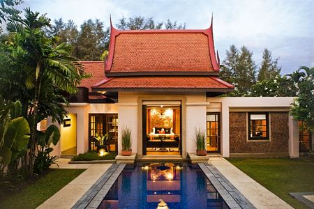 pool villa at banyan tree hotel phuket