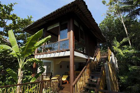 hideaway villa at six senses samui hotel thailand