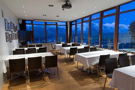 restaurant at Hotel Budir