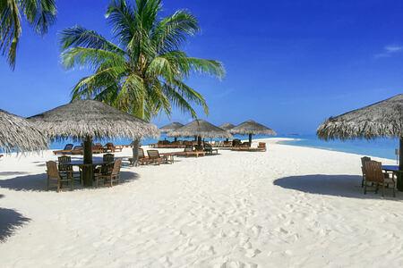 beach at palm beach resort and spa maldives