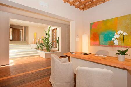 interior at font santa hotel mallorca spain