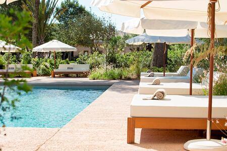 pool at font santa hotel mallorca spain
