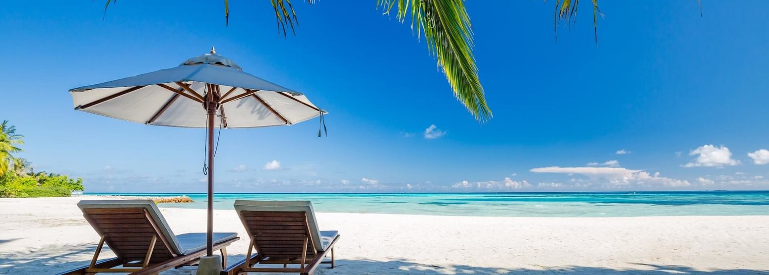 beach at lux maldives resort