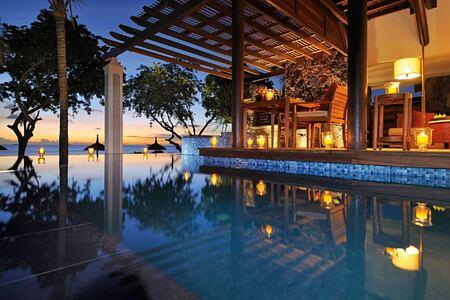 pool at angsana balaclava hotel mauritius