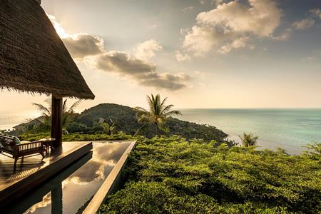 view at four seasons samui thailand
