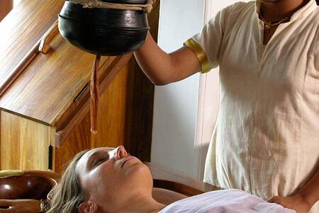 treatment at Kalari Kovilakom