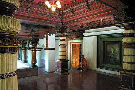 interior at Kalari Kovilakom