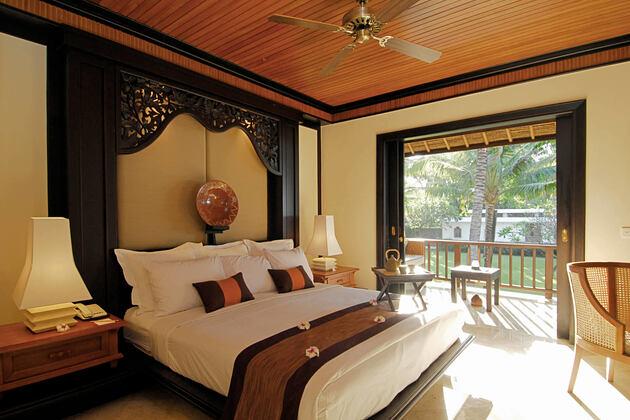 Kamar Room at spa village resort tembok bali