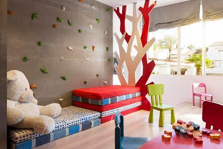 kids club at puente romano hotel marbella