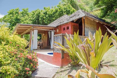 deluxe cottages at laluna hotel caribbean
