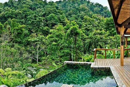 Linda Vista Villas Pacuare Lodge Costa Rica