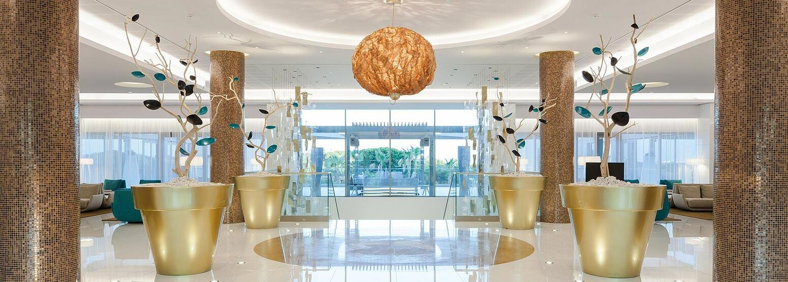 Lobby at Epic Sana Portugal