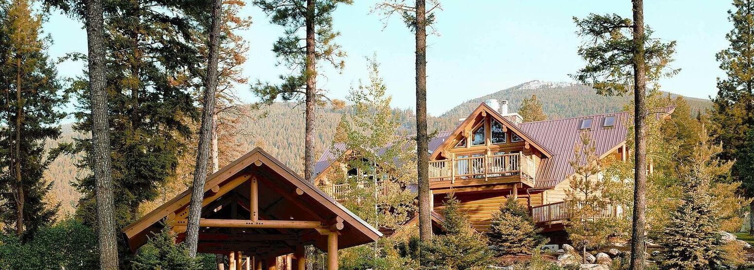 Lodge - Summer at triple creek ranch usa