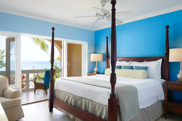 Luxury Ocean Front at the body holiday resort st lucia