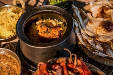 food at four seasons kuda huraa resort maldives