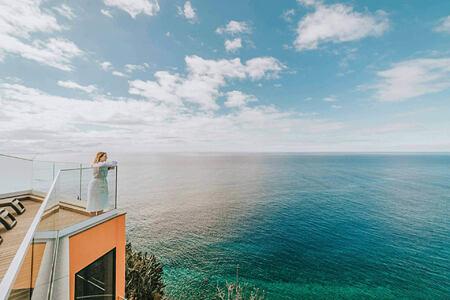 sea view of alpo atlantico hotel portugal