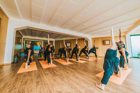 yoga of alpo atlantico hotel portugal