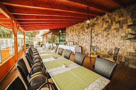 dining of alpo atlantico hotel portugal