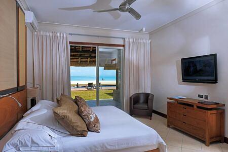 room at dinarobin hotel mauritius