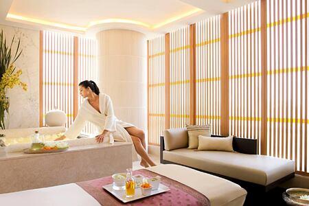 spa at four seasons mumbai hotel