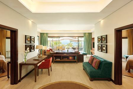 suite at royal palm hotel mauritius