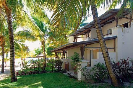exterior at shandrani resort mauritius