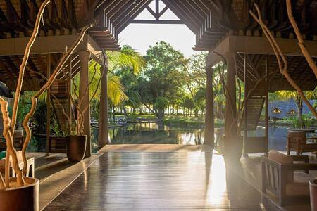 pool at trou aux biches hotel mauritius