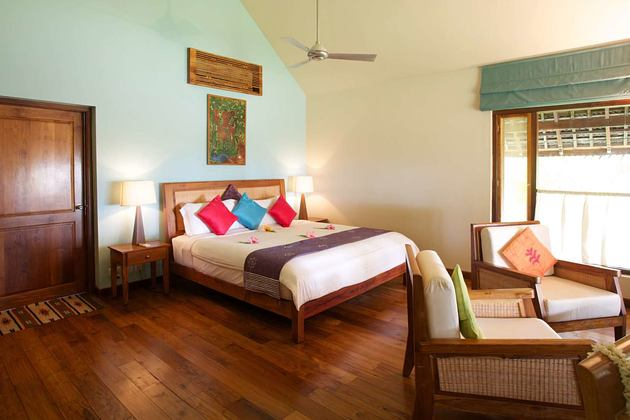 double room at Neeleshwar hotel