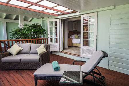 Ocean-view-balcony--at-east-winds-st-lucia