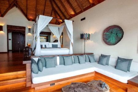 Oceanview villa at song saa resort cambodia