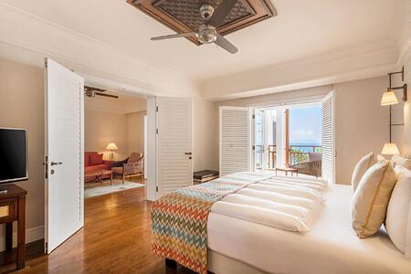 One Bedroom Suite at barbados bay hotel turkey