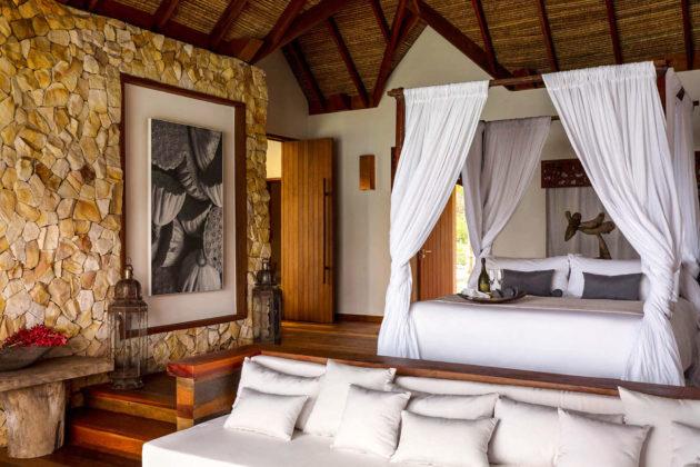 One bedroom Overwater Villa at song saa resort cambodia