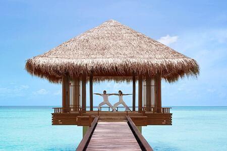spa chi pavilion yoga at reethi rah resort maldives