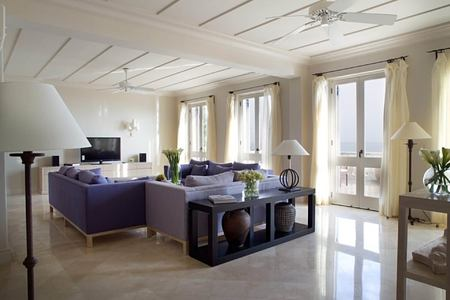 aether suite lounge at anassa hotel cyrpus