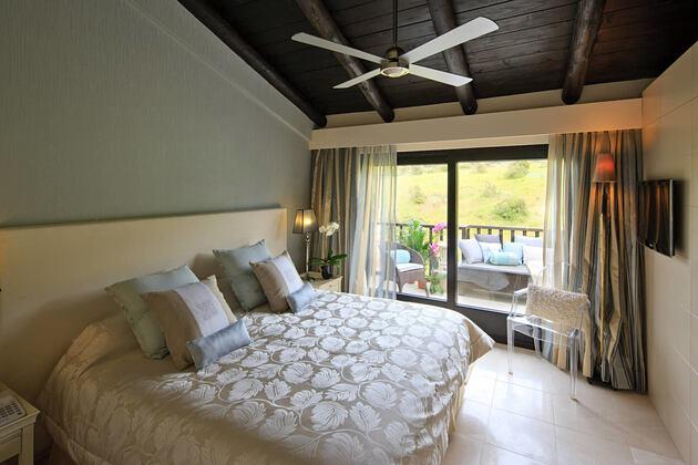 Premium Double room at shanti som hotel spain
