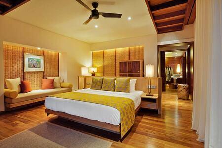 suite at angsana balaclava hotel mauritius