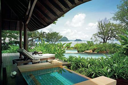 view at phulay bay krabi resort thailand
