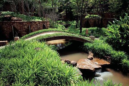 garden at phulay bay krabi resort thailand
