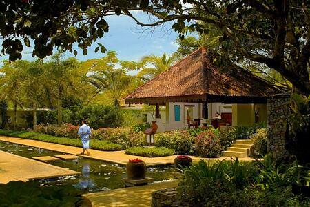 Reception at Tanjong Jara Resort Malaysia