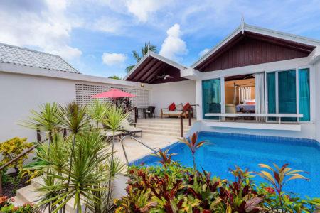 luxury almond outdoor at spice island beach resort caribbean