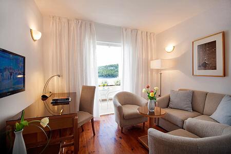Rosemary suite at Hotel Odisej Croatia