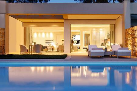 2 bedroom private pool at sani resort halkidiki greece