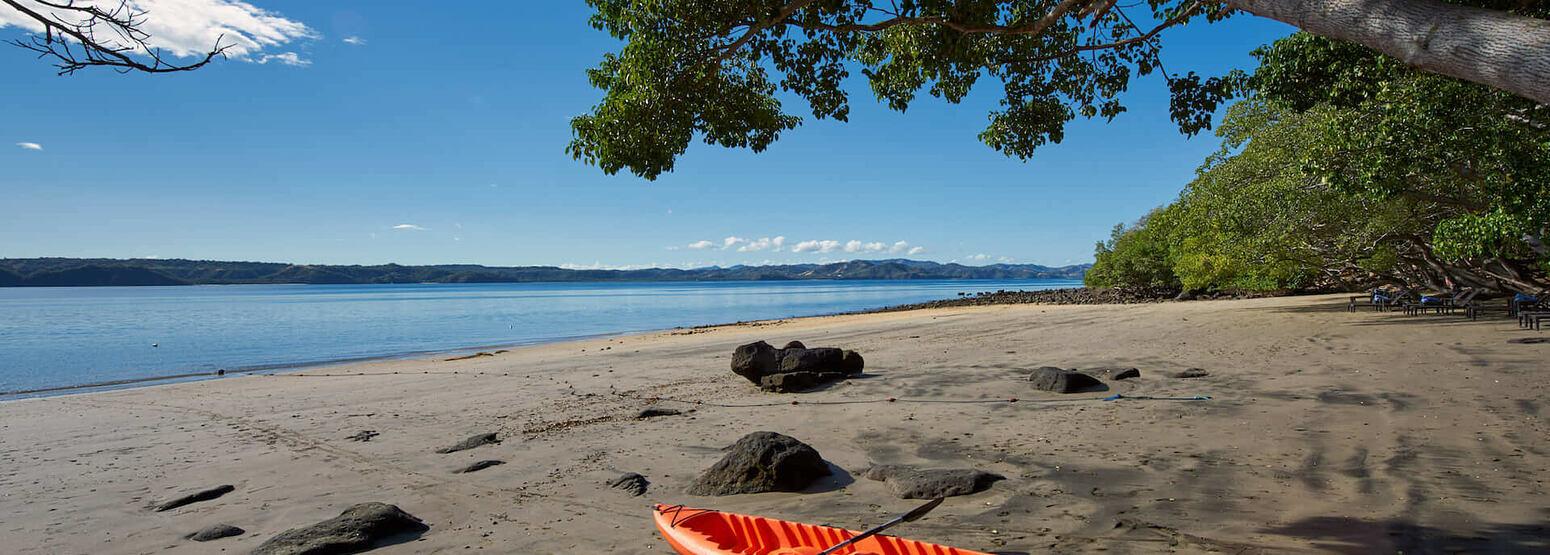 beach at andaz peninsula papagayo hotel costa rica