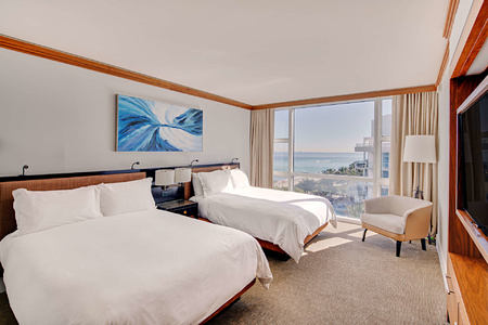 oceanfront double suite at carillion hotel usa