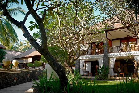 exterior at spa village resort tembok bali
