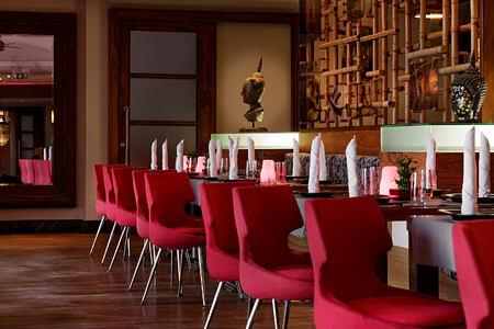 Saigon at barbados bay hotel turkey
