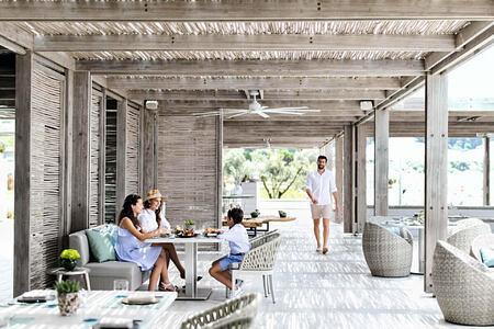 sani dunes beach house at sani resort halkidiki greece