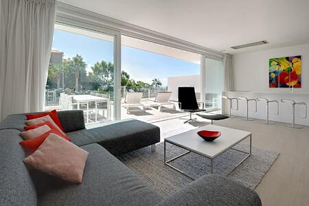 Serenity Suite at baobab suites tenerife